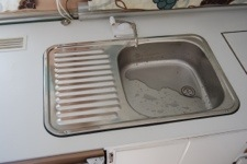 Kitchen Sink Water Pressure Cuts Out